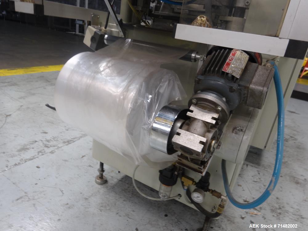Used- Multipack Model F-40 Stretch Wrapper/Shrink Bundler