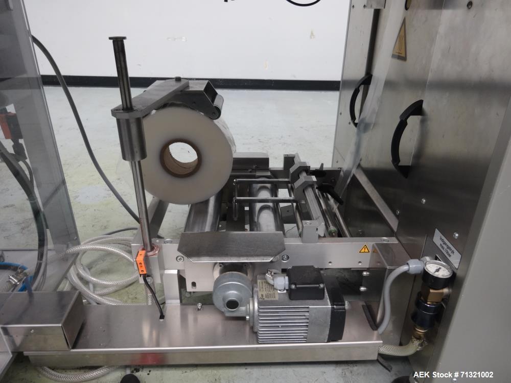 """Used- Pester Pac Automation Model 450 """"PEWO-Pack"""" Automatic Shrink Bundler"""