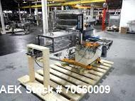 Used- Pester PEWO-Mat 400SN Shrink Bundler with Upstacker