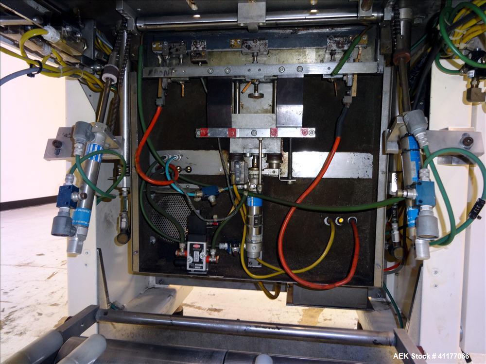 Used- Pester Pewo Pack 400 Semi Automatic Shrink Bundler