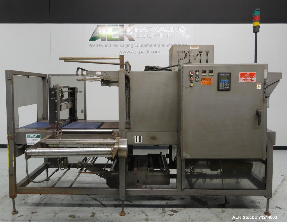 Used- PMI (Arpac) Model SIC-25 Inline Tray Shrink Bundler
