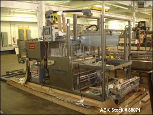 Used- Skinetta Pac-Systems Shrink Bundler / Stretch Bander, Model ASK800