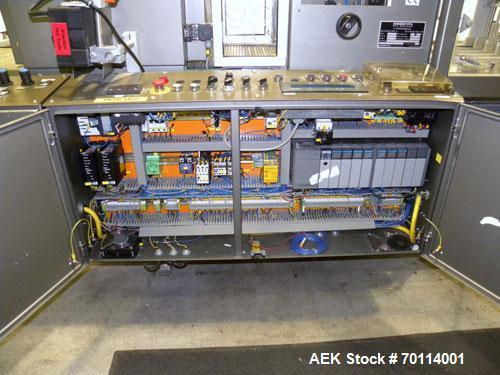 Used- Skinetta ASK450 Automatic Single Lane Shrink Bundler or Stretch Bander
