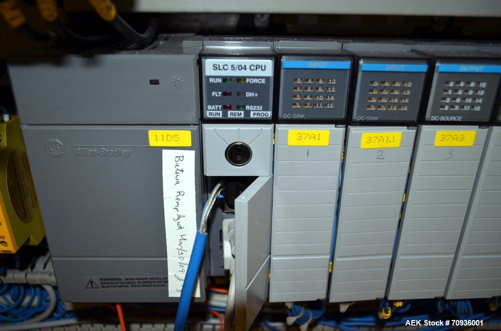 Used- Skinetta Pac-Systems ASK800 Shrink Bundler / Stretch Bander
