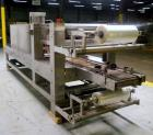 Used- Arpac Model 105-28TWSS Automatic Stainless Steel Tray Wrapper