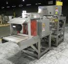 Used- Great Lakes Model 708 E-27 Shrink Bundler capable of speeds up to 15 bundles per minute (depending on container size a...