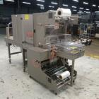 Used- Omega Design Model SL-18 Single Lane Shrink Bundler