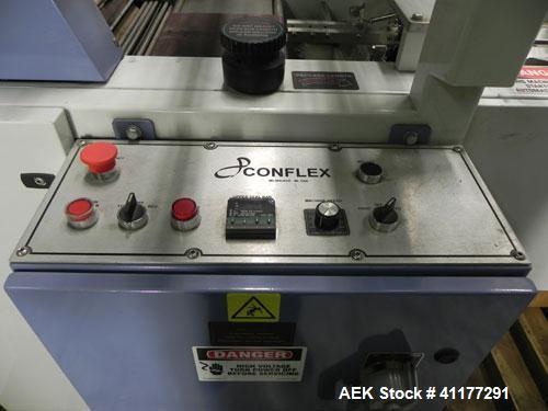 Used- Conflex Model CW-160 Horizontal Shrink Wrapper