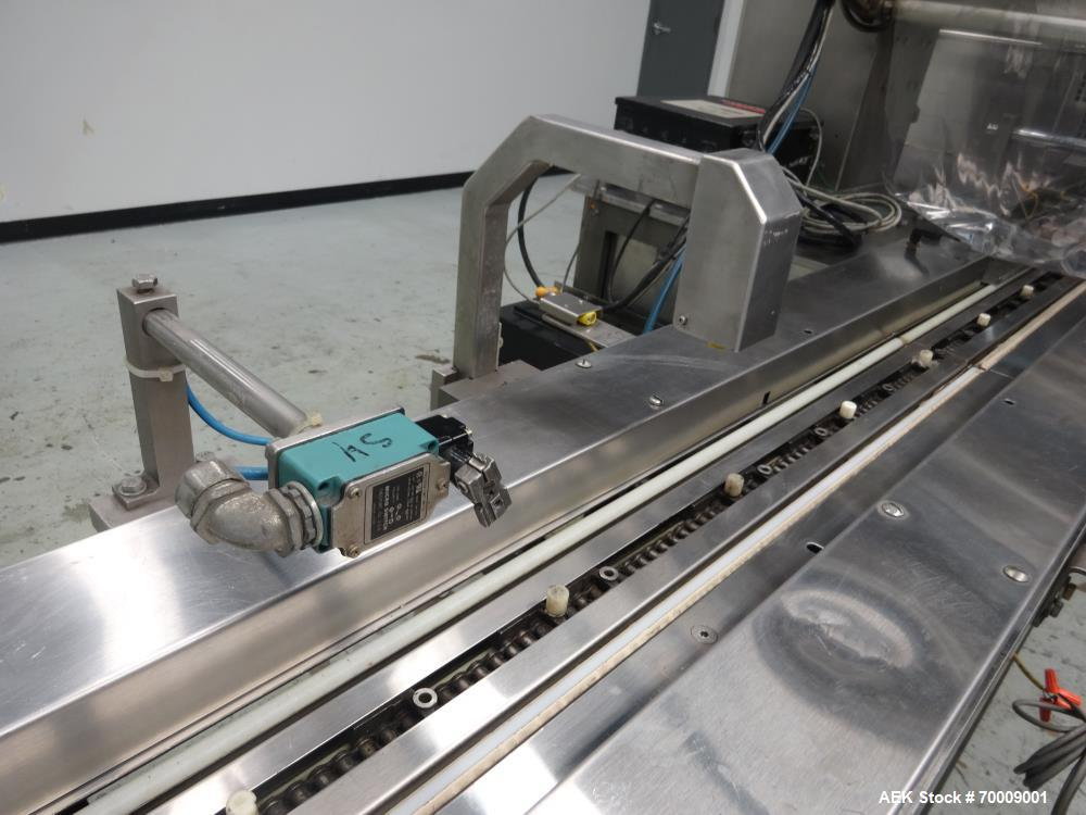 Used- Doboy SK Microtronics Shrink Wrapper