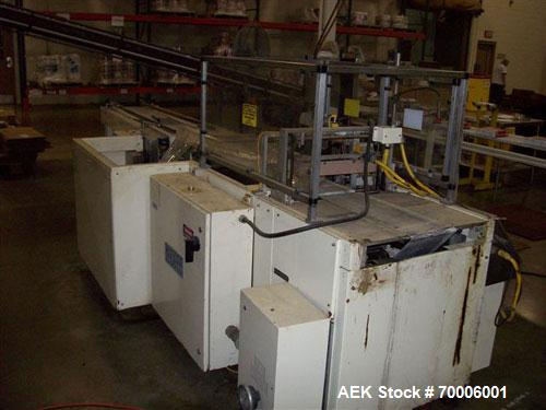 Used-Used-Great Lakes TS37 Side Seal Horizontal shrink wrapper capable of speeds up to 70 PPM. Unit is one of the most versa...