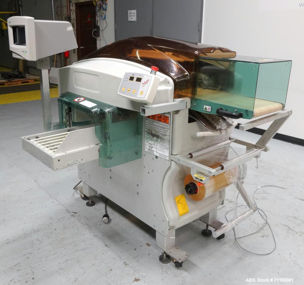 Used- Mettler Toledo Model SoloMAX 0647 Automatic Tray Wrapper