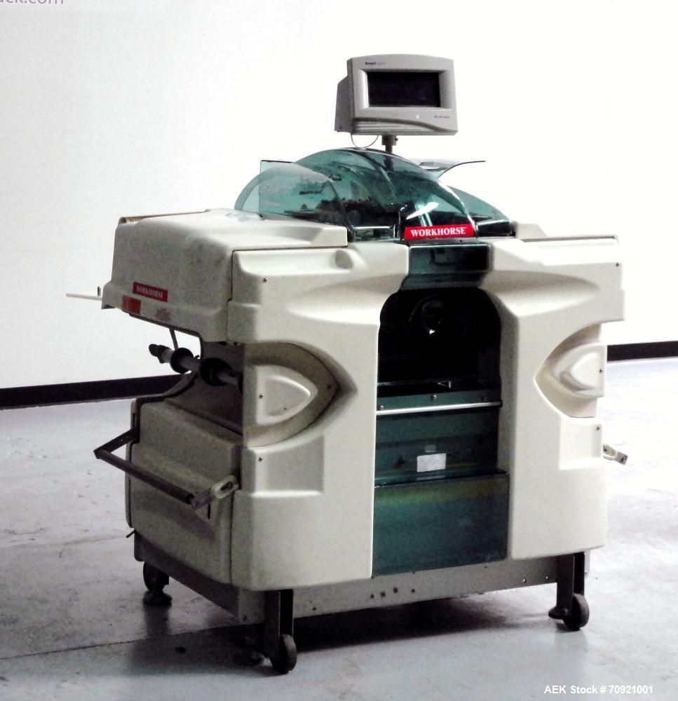 Used- Mettler Toledo Exact Workhorse Model WH-XL Automatic Tray Wrapper