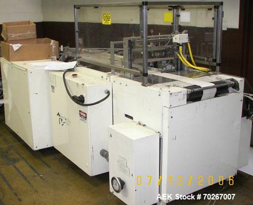 Used- Great Lakes TS37 Side Seal Horizontal Wrapper is one of the most versatile packaging machines on the market. It featur...