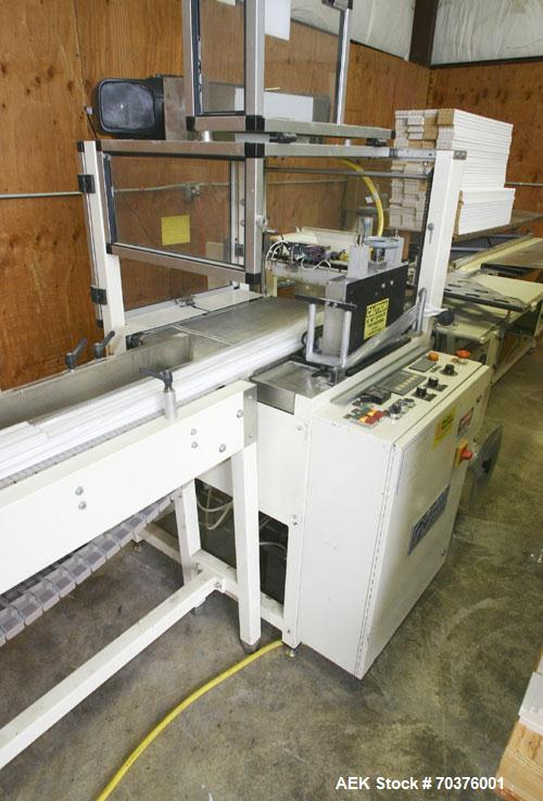 Used-Used: Great Lakes (arpac) TSI-26 shrink wrapper. Automatic intermittent motion side seal wrappers are the most flexible...