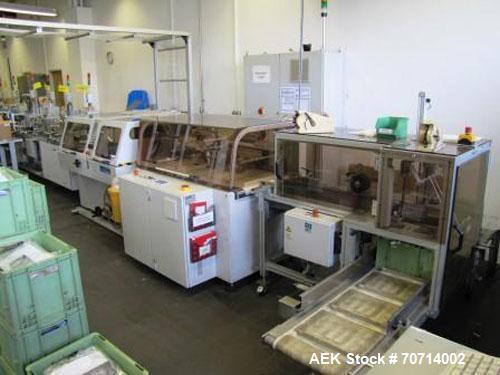 Used-Hugo Bleck Fleco 500-S Shrink Wrapper