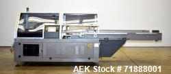 Used- Preferred Packaging CM-20 Continuous Motion Servo Side Seal Shrink Wrapper. Capable of speeds up to 100 packages per m...
