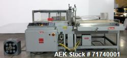 Used- Shanklin Model CF-3 Automatic Side Seam Shrink Wrapper