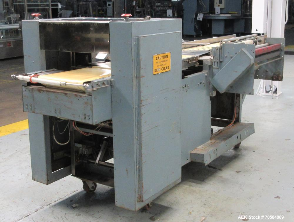 Used- Shanklin Model F1 Shrink Wrapper
