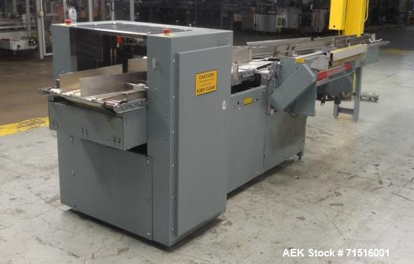 Used- Shanklin Model F5A Automatic Side Seal Shrink Wrapper