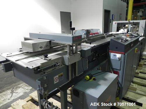 Used- Shanklin Model HS1S Horizontal Shrink Wrapper