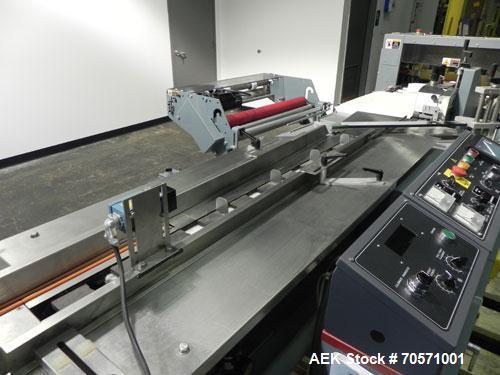 Used- Shanklin Model HS1S Horizontal Shrink Wrapper