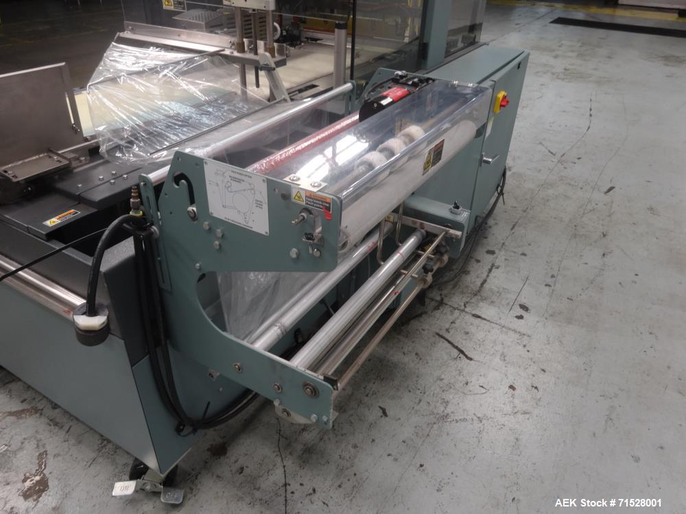 Used- Shanklin Triumph Horizontal Side Seal Shrink Wrapper, Model TR1.