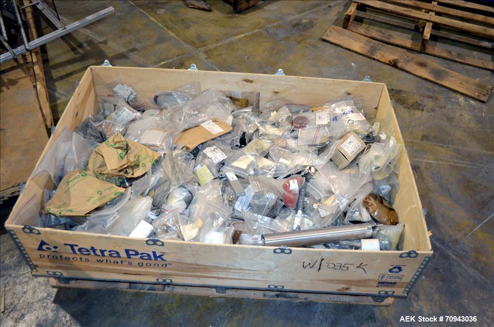 Used-Tetra Pak Model 67 Shrink Film Wrapper