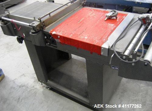 Used- Clamco Semi-Automatic L-Bar Sealer, Model 772-20
