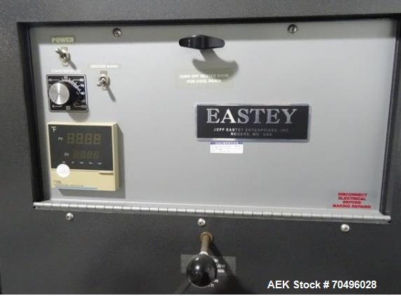 """Used- Eastey """"L"""" Bar Sealer & Heat Tunnel, Model EM16TT,  20"""" Wide cross seal x"""