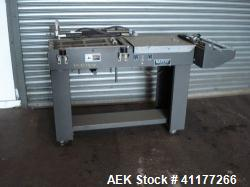 Used- Eastey Semi Automatic L-Bar Shrink Sealer, ModelEM1622T