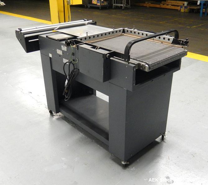 Used-Heat Seal Model HS-2024D Flat Top L-Bar Sealer