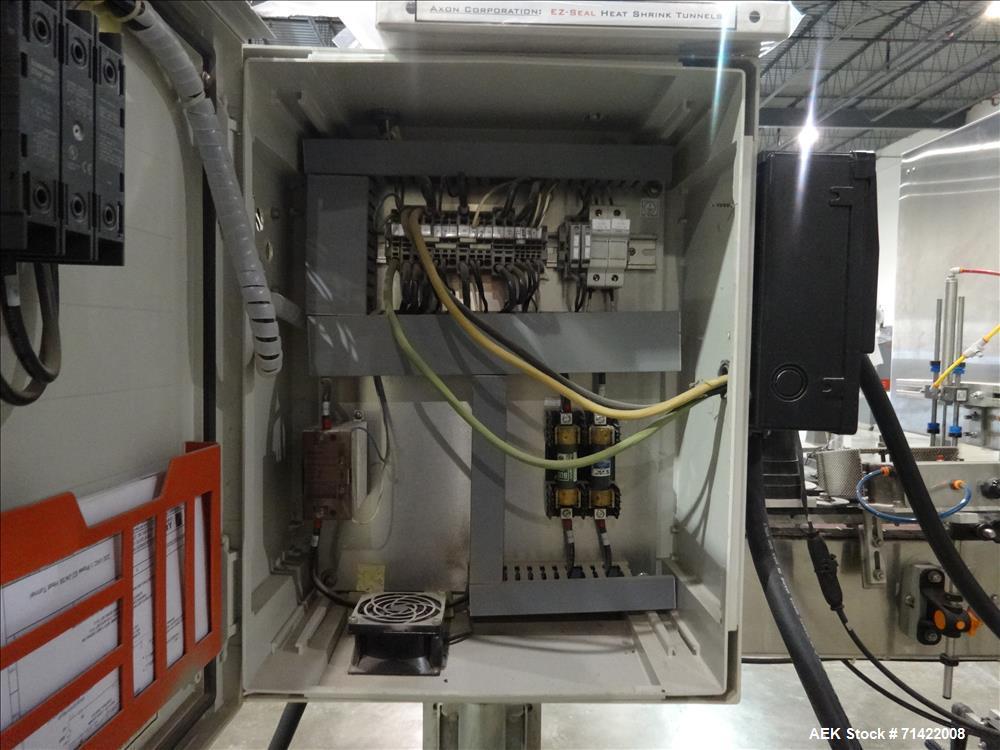 Used- Axon Model EZ-24-BR Heat Shrink Tunnel
