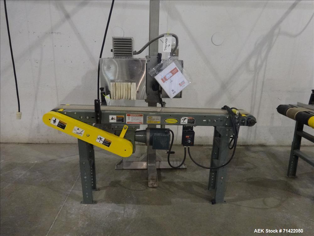 Used- Hytrol Powered Rolling Conveyor