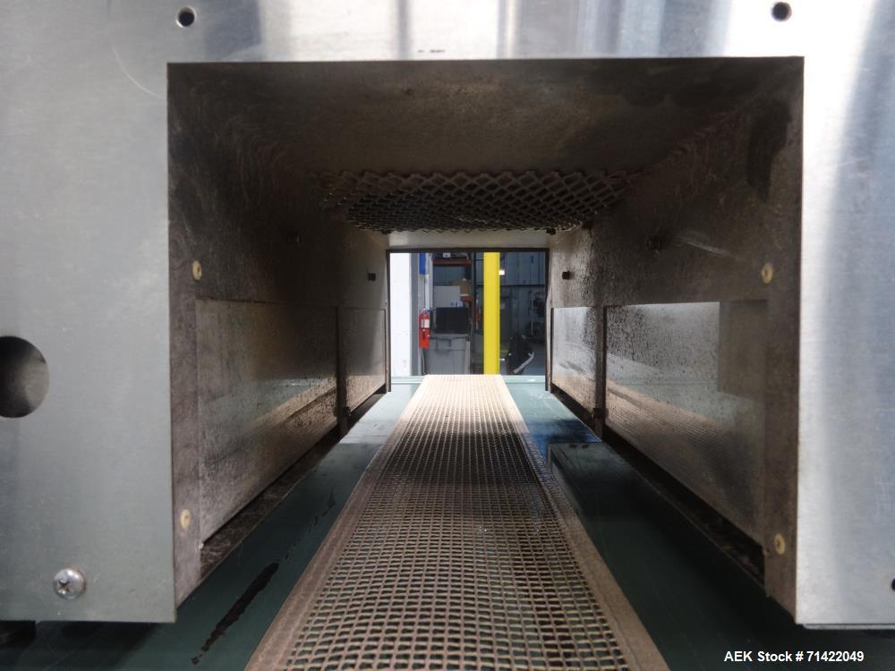 Used- Axon Model EZ-48-SR4 Heat Shrink Tunnel
