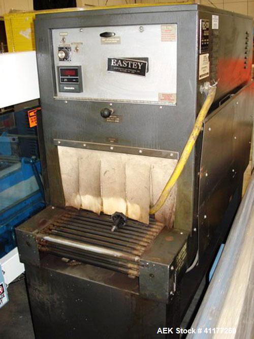 Used- Carbon Steel Eastey Shrink Tunnel, Model ET1610-48