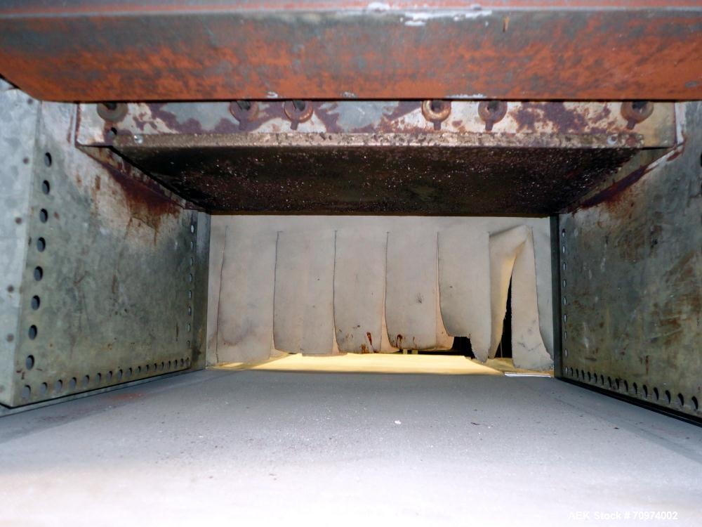 Used- Great Lakes Corp Model HV75 Shrink Tunnel