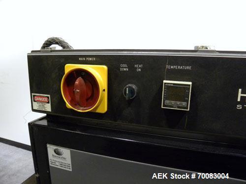 Used-Carbon Steel Hi-Tech Shrink Tech Systems Shrink Tunnel, Model VST-1709-TMB