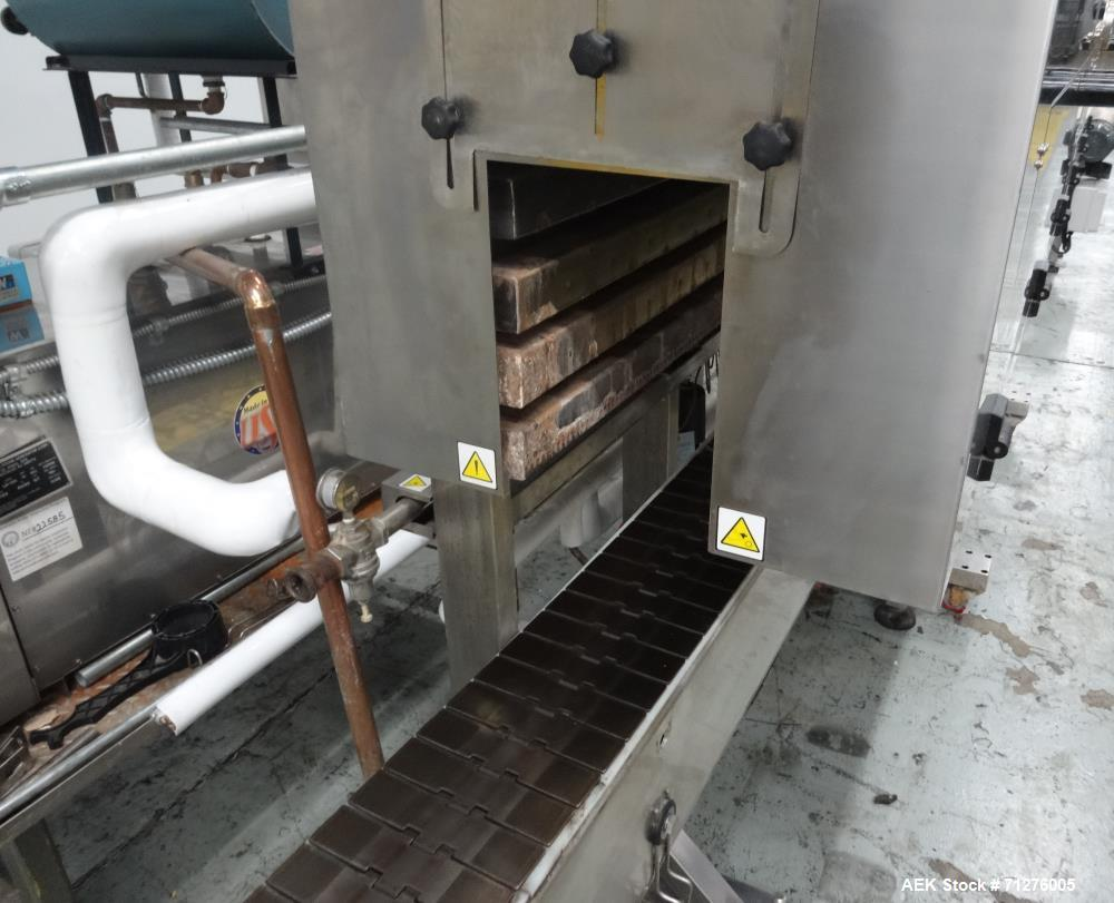 Used- NAFM (OAL) Model WSN-300-3M4TXW Steam Tunnel