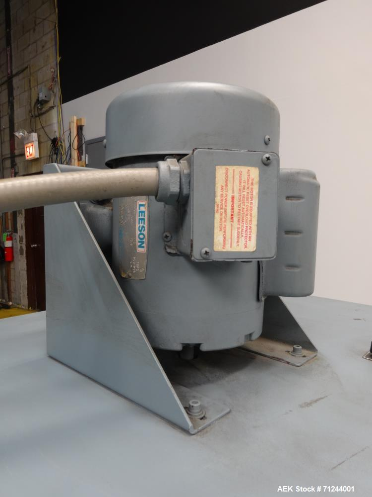 Used- Shanklin Model T-6XL Shrink Tunnel