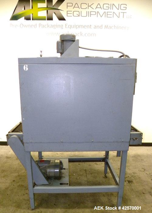 Used- Shanklin Shrink Tunnel, Model T-7XL
