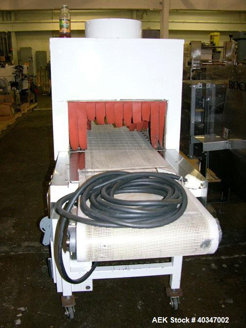 Used- Heat Tunnel, stainless steel