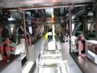 Used- Sacmi Sleeve Labeling Electric Heat Tunnel. Has 3 zones, each zone has 72
