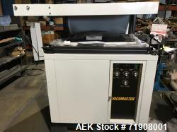 """Unused- Audion Vacumaster Skin Packaging Machine, Model 3036T. 30"""" x 36"""" packaging area. 230 VAC/3phase/75 amp/50-60 Hz. 80 ..."""