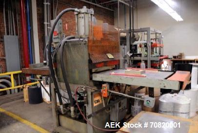 Used-Atlas Hycutt 50 Ton Press, Model Hycutt 21
