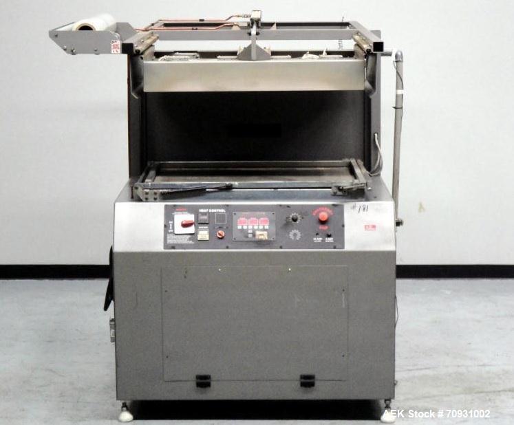 Used- Visual Packaging System CTIF 3036 Skin Packaging Machine