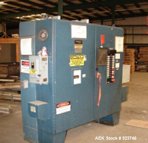 USED: Lantech SHST high speed wrapper. 150 pallets per hour, fully automatic. Complete manual with electrical and PLC diagra...