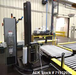 Used- Orion Packaging FA Turntable Automatic Wrapping System.