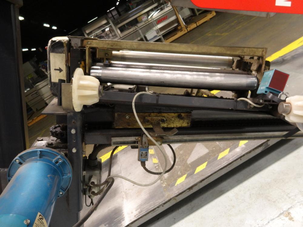 Used- Orion Model MPA67 Automatic Stretch Wrapper
