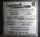 Used- Lantech Model Q300 Stretch Wrapper. 65