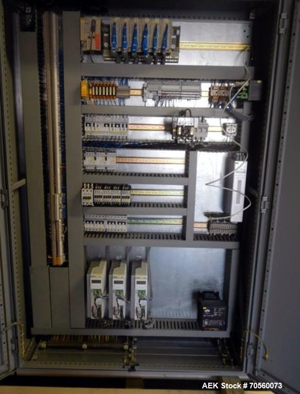 Used- IMA Tray Former, Model FR100